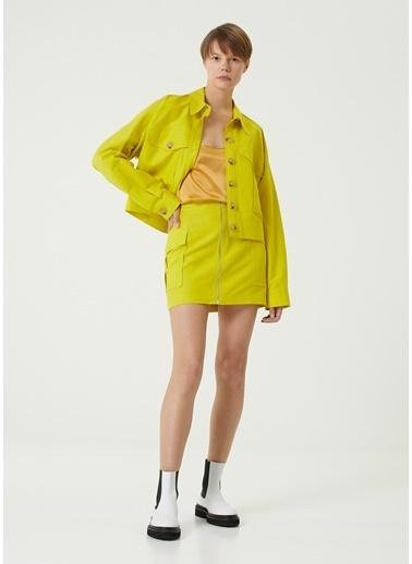 Beymen Club Bluz Sarı